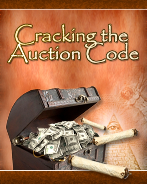 Product picture Cracking the Auction Code - Make Money with eBay Today